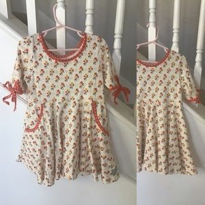Eleanor Rose Harvest Apples Dress